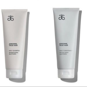 Arbonne True Hair Shampoo & Conditioner